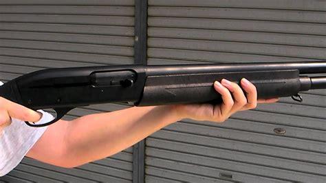 Semi Auto Shotgun Not Ejecting