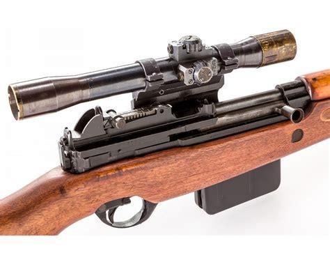 Semi Auto Sniper Rifle Buff