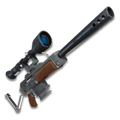 Semi Automatic Assault Rifle Fortnite