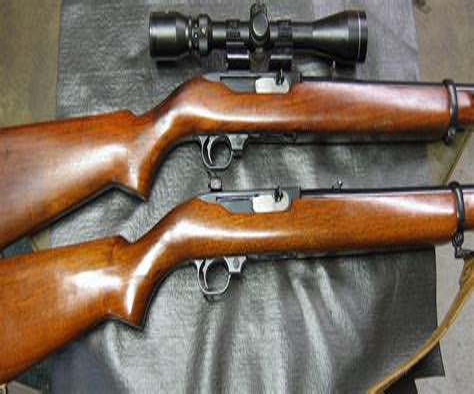 Semi Automatic Hunting Rifles