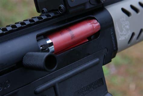 Semi Automatic Shotgun Shells Jam