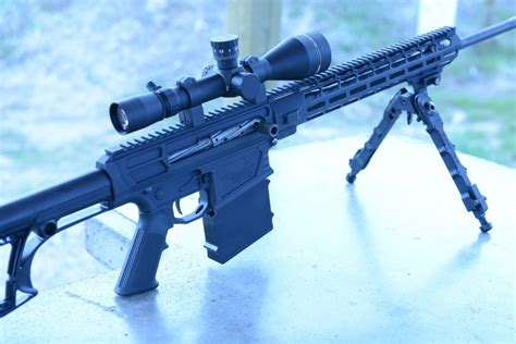 Semi Or Bolt Action Rifle For Long Range Hunting