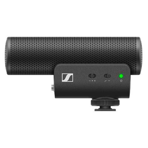 Sennheiser Mke 400 Shotgun Microphone Black