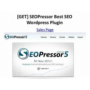 Seopressor ? best seo wordpress plugin online coupon