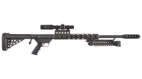 Serbu 50 Caliber Bolt Action Rifle