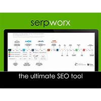 Serpworx the ultimate seo tool is bullshit?