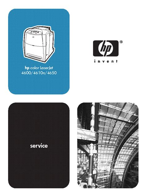 service station stalled hp 4650 pdf manual