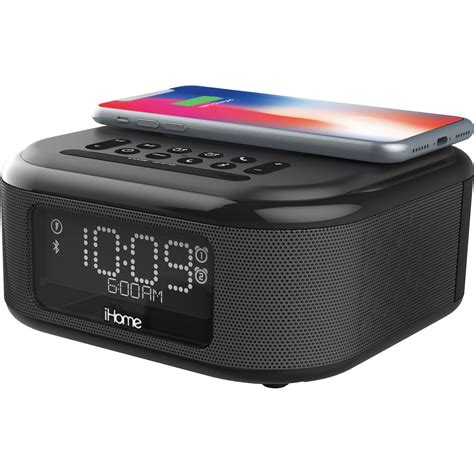 set clock on ihome radio pdf manual