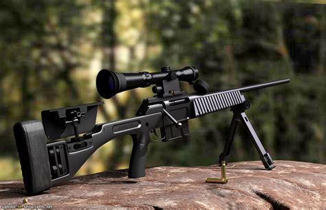 Sexy Sniper Rifle