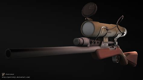 Sfm Sniper Rifle