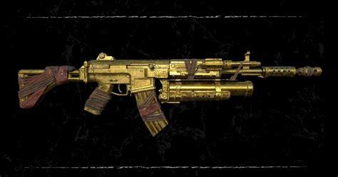 Shadow Of The Tomb Raider Assault Rifle Suppressor