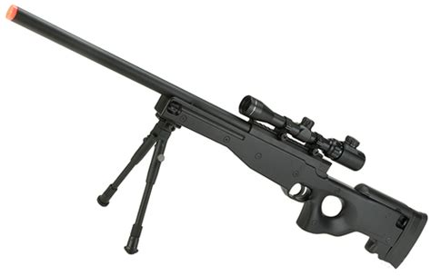 Shadow Op Master Sniper Type 96 Airsoft Sniper Rifle