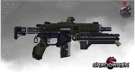 Shadowrun Best Mods For Assault Rifle