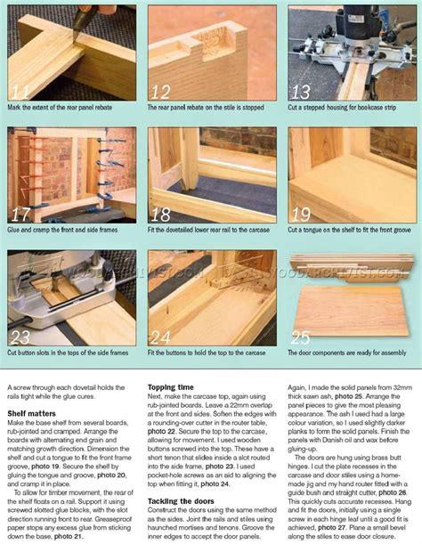 shaker bookcase plans woodworking plans.aspx Image