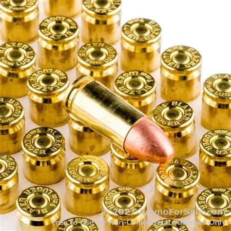 Sharp 9mm Ammo