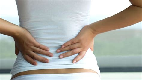 Sharp Pain Both Sides Of Lower Back