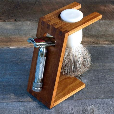shaving brush holder woodworking plans.aspx Image