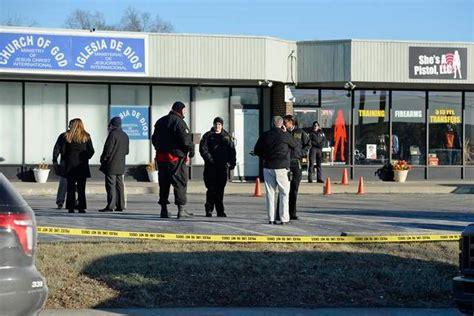 Shawnee Kansas Gun Store Robbery