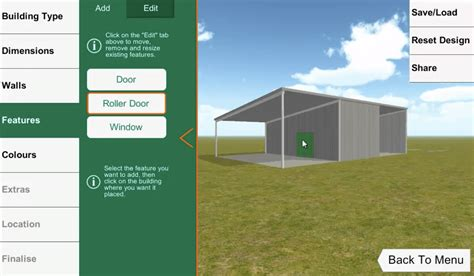 Shed building software Image