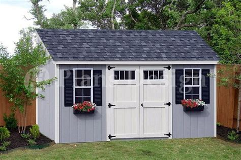 Shed plans 8x12 Image