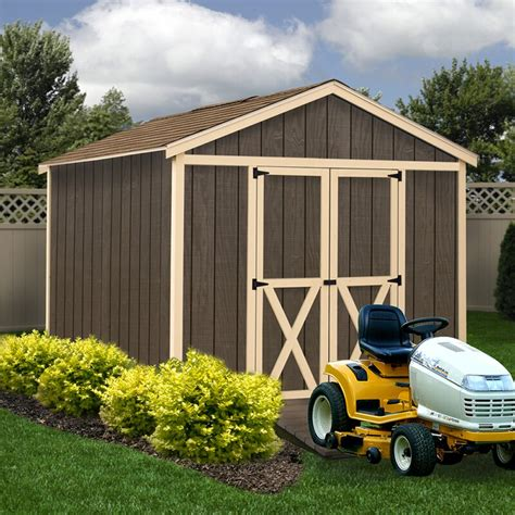 Sheds for wood storage Image