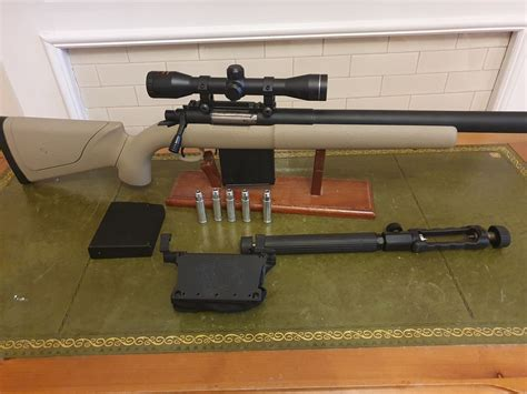 Shell Ejecting Airsoft Sniper Rifles