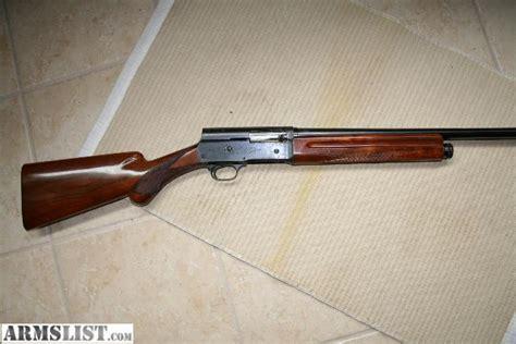 Shells For Vintage 16 Gauge Browning Automatic Shotgun