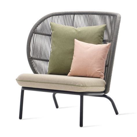 Sheppard Patio Chair with Cushion