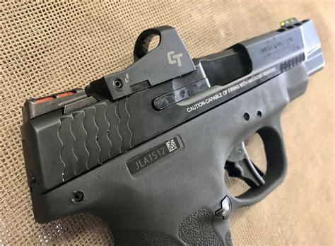 Shield 9mm Sights