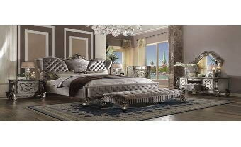 Shim Platform Configurable Bedroom Set