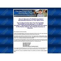 Compare shocking new high profit distribution plan! you earn $25 00 per sale!