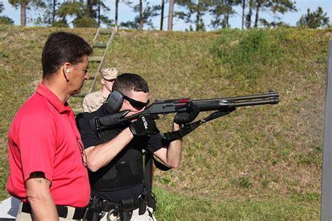 Shoot Rifle Standing