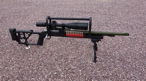 Shooter Sniper Rifle Black King