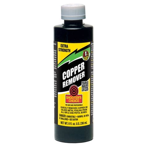 Shooters Choice Copper Remover - Sportsmans Com
