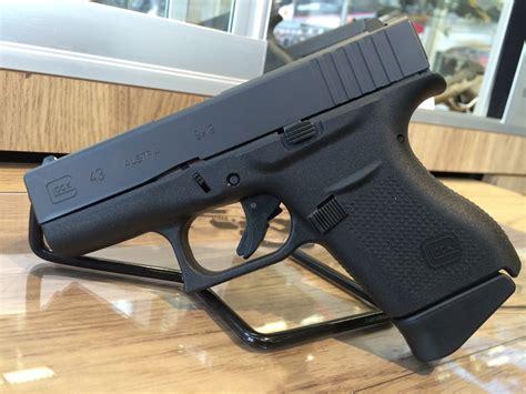 Shooting A Glock 43