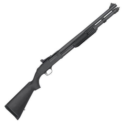 Shooting A Mossberg 12 Gauge Shotgun