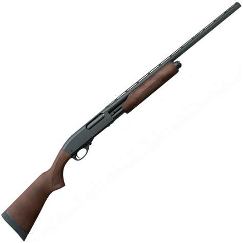 Shooting A Remington 870 Pump Shotgun