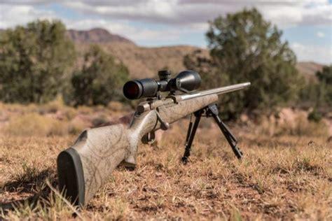 Shooting An Assault Rifle Long Distance