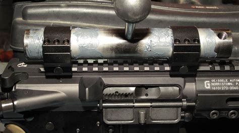 Shooting Illustrated Scope Ring Lapping