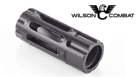 Shooting Illustrated Wilson Combat Qcomp Ar Muzzle Brake And 30 06 Muzzle Brake Sale Up To 70 Off Best Deals Today