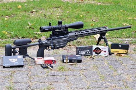 Shooting Long Distance Rifle