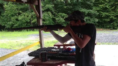 Shooting Mosin Nagant Left Handed