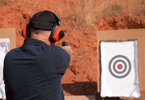 Shooting Range Gun Store