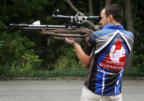 Shooting Rifle Offhand