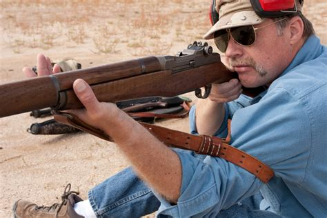 Shooting Rifle With Sling And What Is Rifle Shooting