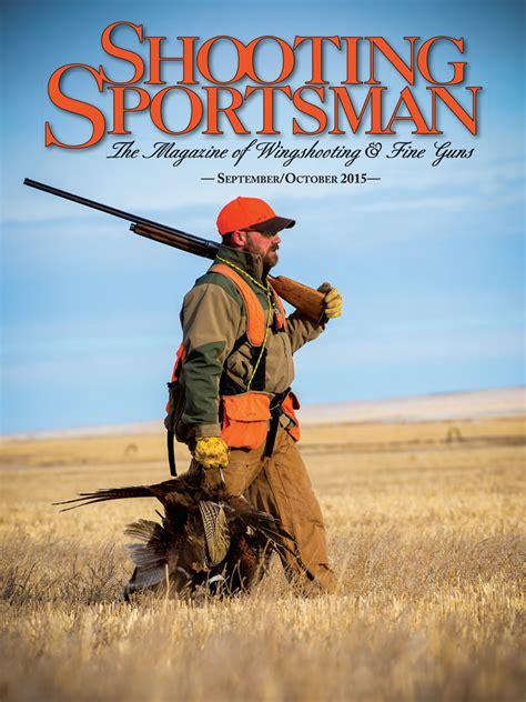 Shooting Sportsman Forum Shooting Sportsman