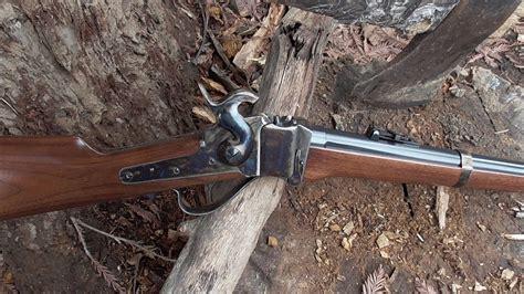 Shooting The Sharps Rifle
