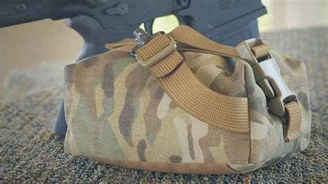 Short Action Precision Rear Bag