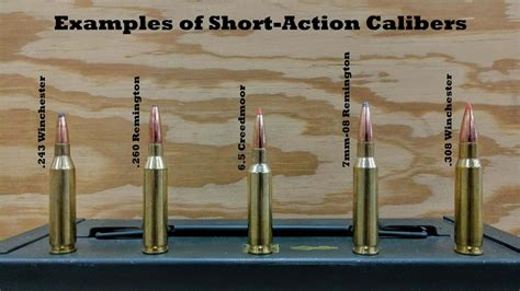 Short Action Rifle Caliber List And Springfield Bolt Action Rifle Cod Ww2