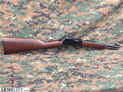 Short Barrel Henry Rifle